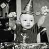 Happy 1st Birthday Westin! :)