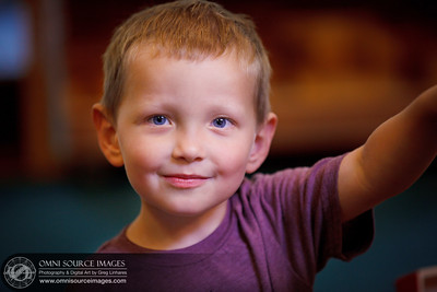 Child Portrait. Candid example from my two years of volunteer work at Sequoia Nursery School.