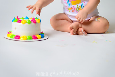 {Cake Smash} Maggie (62 of 81)