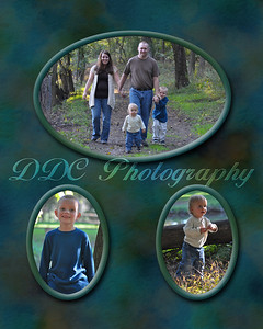 3-photo collage-sample2 - 8x10 or 11x14 sizes only - available at collage print prices