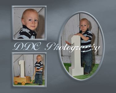 3 photo collage sample1 - 8x10 or 11x14 sizes only - available at collage print prices