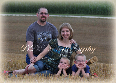 Seibert Family - June 2013