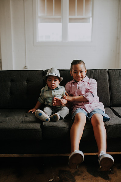 Toa Boys // Utah Children Photography