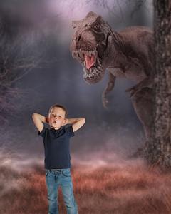 DinosaurForestDigitalBackdrop Thomas