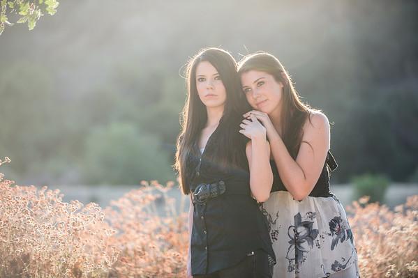 Christina & Heather