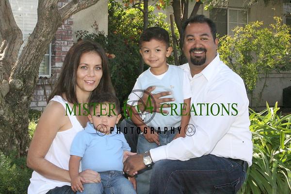 Riojas Family