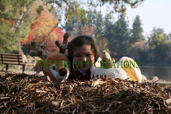 Salma Contreras Holiday Photos