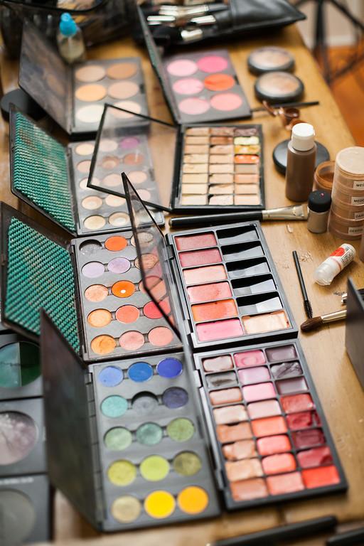 Christopher Roa - Makeup