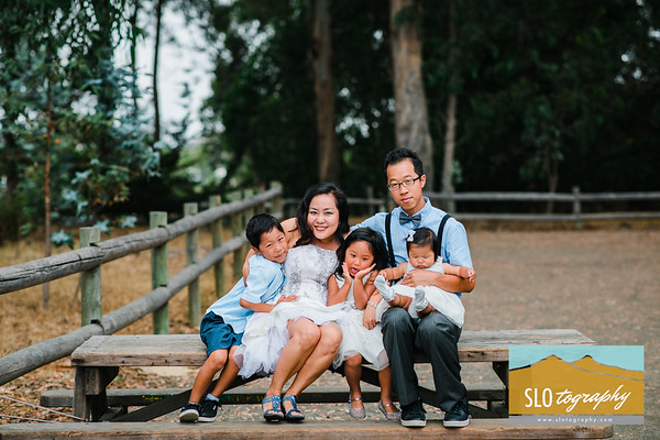 Chung Family Portraits ~ Summer '18