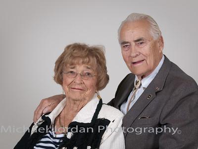 Jack Everett & Dorothy Ness-Everett