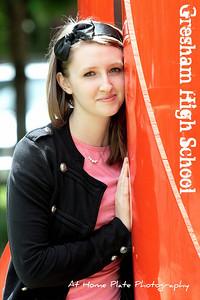 Gresham High Senior - Rebekah