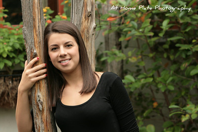 Gresham High Senior - Julie