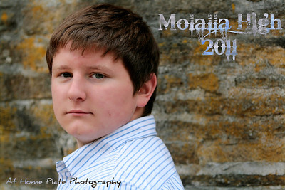 Molalla High Senior- Brandon