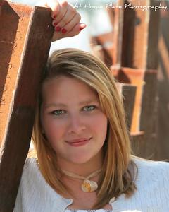 Gresham High Senior - Lauren