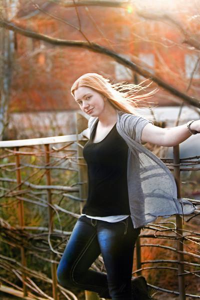 Samantha McAllister - Class of 2012 - Gresham High School