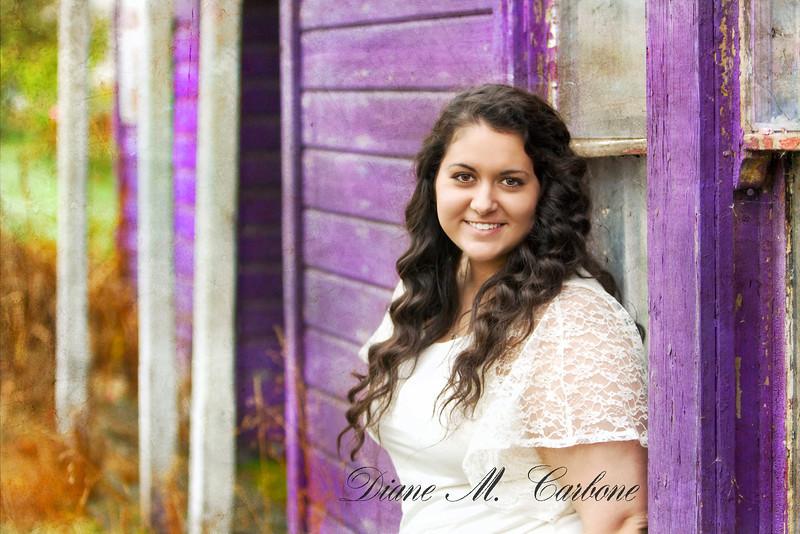 Senior Ally Johnson - Centennial High School