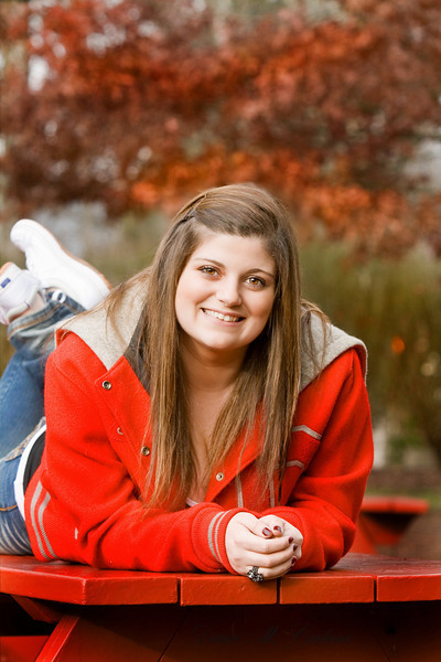 Senior Madison Kuhn - David Douglas High School - Class of 2012
