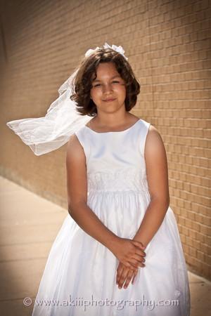 Claudia First Communion-52