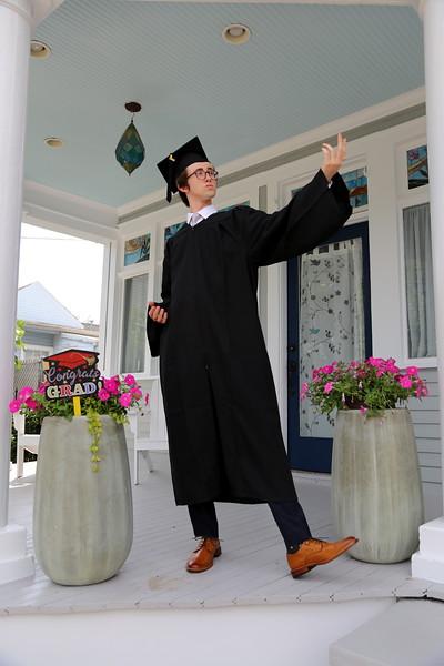 Clayton graduation