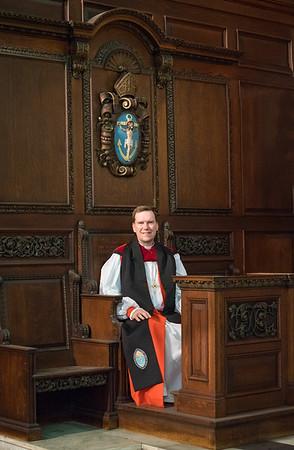 Rt. Rev. Nicholas Knisely, Bishop of Rhode Island