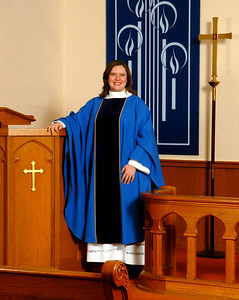 Rev Angela Freeman, Lutheran Church