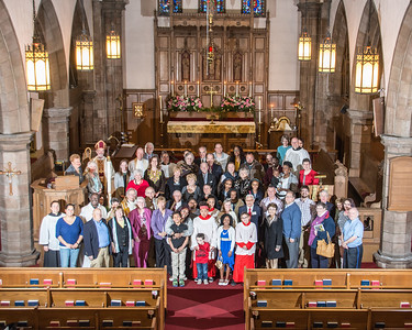 St Paul Episcopal Chruch Congregation