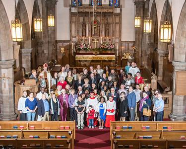 St Paul Episcopal Chruch Congregation