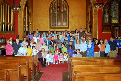 First Parish Unitarian, Malden MA