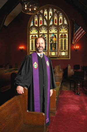 Rev. David Horst, Malden Unitarian Church