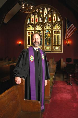 Rev. David Horst, Malden Unitarian Church