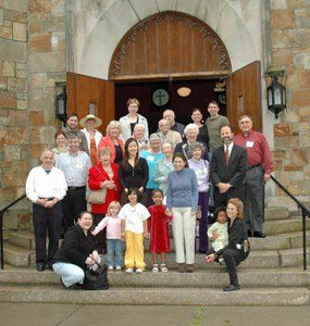 Malden Universalist Church 2007