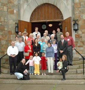 Malden Universalist Church 2007