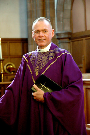 Rev John Clark, St Paul's Episcopal Church, Malden MA