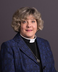 The Rev Gillian Barr, RI Episcopal Diocese