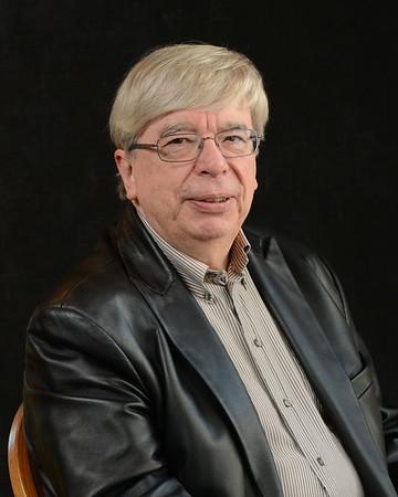 Thomas Stumpf, former Music Director, Follen Church