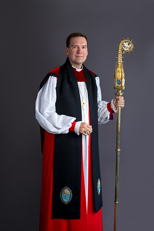 Rt. Rev. Nicholas Knisely, Bishop of Rhode Island