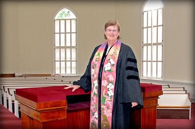 Rev Lucinda Duncan,Ret  Follen Unitarian Church