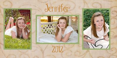 Jenn 2012 10x20 Collage