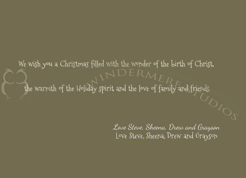 The first signature uses Dancing Script as the font. The second, Mountains of Christmas. Both signatures are in plain white whereas the rest of the text is in white with a 'texture' to look more like chalk writing.