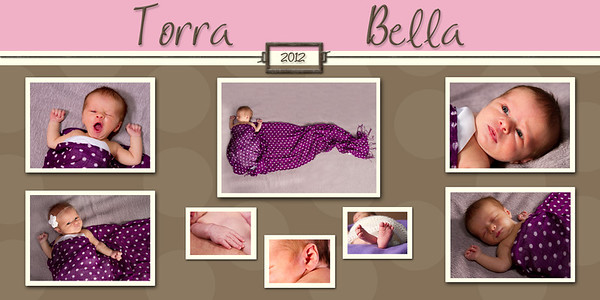 Torra Newborn Collage