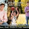 Cole Brooks 4x6 Banner