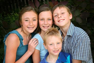 Collene's Family