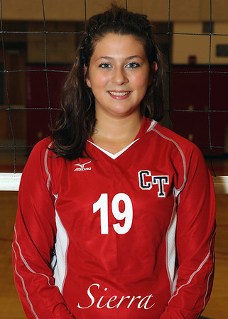Colony High School Volleyball Headshots