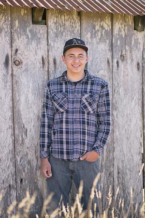 Colton's Senior Portrait