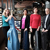 Lyricosa Quartet 2019