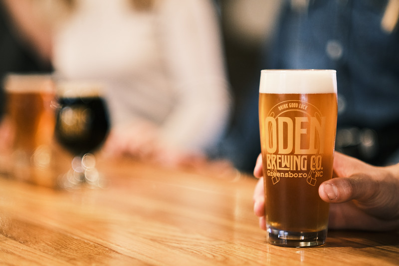 Oden Brewing Company, Media Package