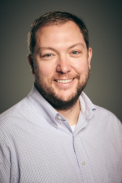 Wes Vogul, Headshot 2019