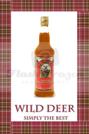 Wild Deer bottle only