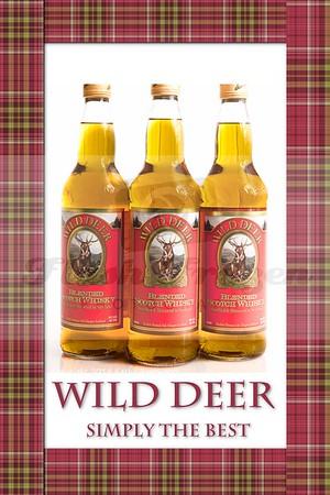 Wild Deer triple