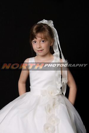 Samantha Communion Portraits